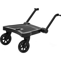 ABC Design Kinderwagenaufsatz Trittbrett Kiddie RideOn 2, black