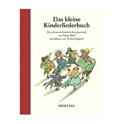 Das kleine Kinderliederbuch - Buch