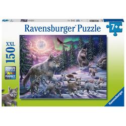 Nordwölfe. Puzzle 150 Teile XXL
