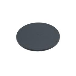 Wundermix Deckel Silikondeckel für Thermomix-Mixtopf, TM6, TM5 und TM31 grau