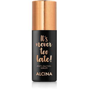 Alcina It's never too late Anti Falten Serum  30ml