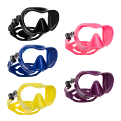 Scubapro Trinidad 3 Maske - Pink