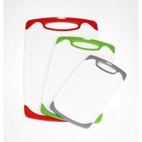 Esmeyer BLANCO Küchen-Schneidebrett Rechteckig Kunststoff Weiß