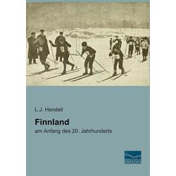 Finnland als Buch von