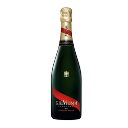 G.H. Mumm Cordon Rouge Brut 0,75L (12% Vol.)