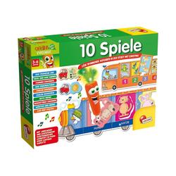 Lisciani Lernspielzeug Lernstift - 10 Spiele