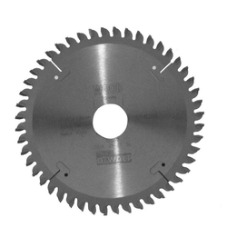 DeWalt Kreissägeblatt (1-St), Kreissägeblatt Ø 165 mm 48 Zähne Sägeblatt Handkreissäge Holz Säge Blatt