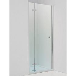 Sprinz BS-Dusche mit Duschtür an Festteil für Nische