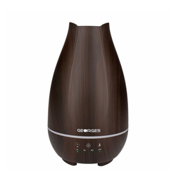 GEORGES Diffuser Georges Aroma Diffuser Wood 500ml Dark Wood