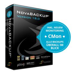 NovaStor NovaBACKUP 18 PC