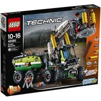 Lego Technic Harvester-Forstmaschine 42080