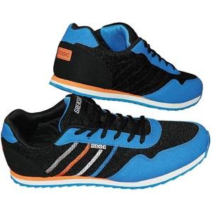 Reis BSDAILY_BN44 Grensho Sportschuhe, Schwarz-Blau, 44 Größe