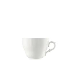 Hutschenreuther Tasse Maria Theresia Weiß Café au lait-Obertasse (1-tlg)