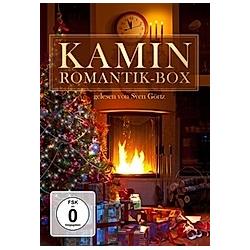 Kamin-Romantik-Box - DVD  Filme