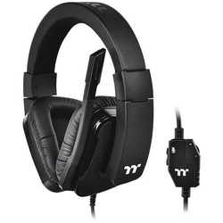 Thermaltake SHOCK XT Gaming Headset 3.5mm Klinke Stereo Over Ear Schwarz