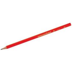 Bleistift Dreikant HB rot