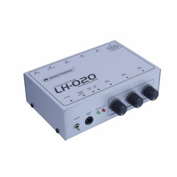 Omnitronic LH-020 3-Kanal Mikrofon Mischpult