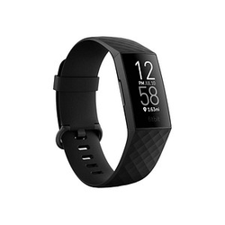 FitBit charge 4 Fitnesstracker schwarz
