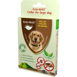 Floh- und Zeckenschuzhalsband f. Hunde Ecto-MAX