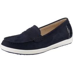 Gabor Loafers Loafer blau 40
