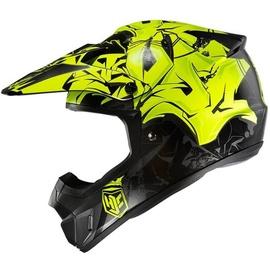 HJC Helmets CS-MX II Graffed MC4HSF