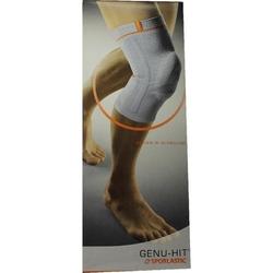 GENU-HIT Kniebandage Gr.5 platinum 07081 1 St