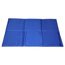 Pettimania Kühlmatte blau, Maße: 50 x 90 cm