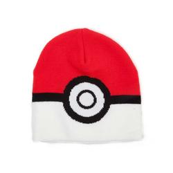 Nintendo Beanie Pokemon Beanie Pokeball NEU + OVP rot