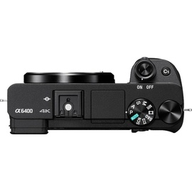 Sony Alpha 6400 + 18-135 mm OSS