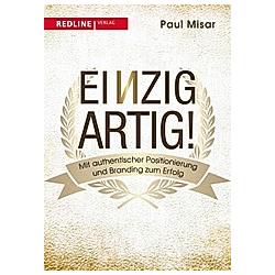 Einzigartig!. Paul Misar  - Buch