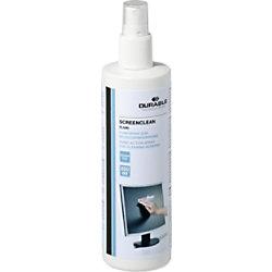 DURABLE Bildschirm-Reinigungsspray Screenclean Durchsichtig 18,8 cm 250 ml