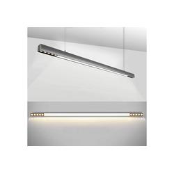 ZMH Pendelleuchte LED Hängeleuchte pendellampe für esstisch Büro 29W 4000K neutralweiß mit OSRAM Chips Büroleuchte Pendellampe