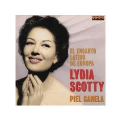 Lydia Scotty - Piel Canela (CD)