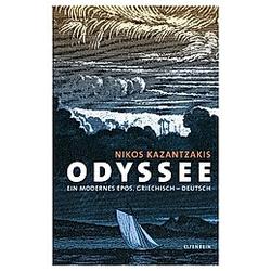 Odyssee. Nikos Kazantzakis  - Buch