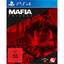 Mafia Trilogy - PS4
