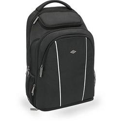WEDO Laptop-Rucksack Business Kunstfaser schwarz