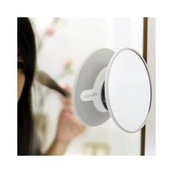 Bosign Spiegel Kosmetikspiegel magnetisch 5x hellgrau
