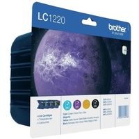Brother LC-1220 CMYK