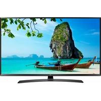 LG 49UJ635V LED-Fernseher (123 cm/49 Zoll, 4K Ultra HD, Smart-TV, 36 Monate Garantie) schwarz