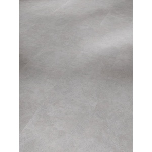 Parador Klick Vinyl Bodenbelag Basic 4.3 Fliese Beton Grau mit Steinstruktur 1,934m2, hochwertige Steinoptik dunkel grau 4,3mm, einfache Verlegung