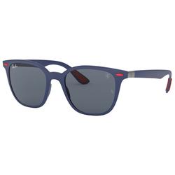 RAY BAN Sonnenbrille Ferrari RB4297M blau