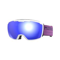 Marker - Perspective+ Snowwhite W/Blue Hd Mi - Skibrillen