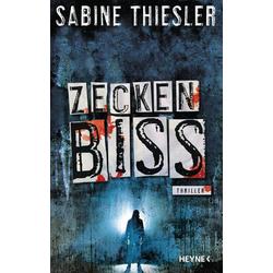 Zeckenbiss als Buch von Sabine Thiesler