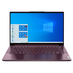 Lenovo Yoga Slim 7 (82A30081GE) Notebook 8GB RAM/512GB SSD/Intel Iris Xe/Core i5 Notebook (35,56 cm/14 Zoll, Intel Core i5, Iris® Xe Grafik, 512 GB SSD)