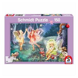 Schmidt Spiele Puzzle Feentanz, 150 Puzzleteile