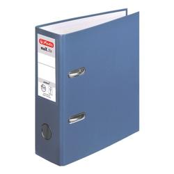 Ordner blau, Herlitz, 7.5x23x22 cm