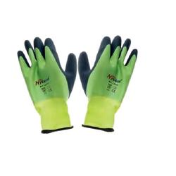 Hufa Fliesenleger Nylon Handschuhe grün XL/10