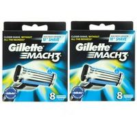 Gillette Rasierklingen Mach3 16 St.