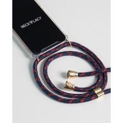 NECKLACY Handytasche Necklace Case for Samsung Galaxy A70 blau