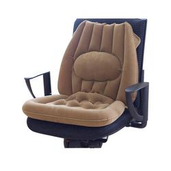 Sitzkissen mit Lendenwirbelstütze
